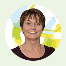 Petra Huber Yogalehrerin